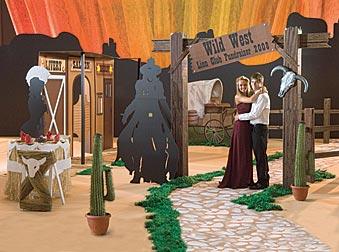 Wild West Theme Kit
