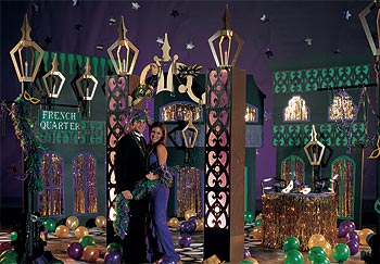 Host A Rendezvous On Bourbon Street Mardi Gras Prom Prom