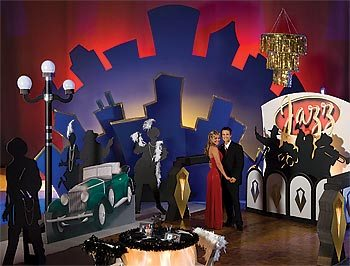 Stumps party gives music tips with top prom songs since for 1920 decoration ideas