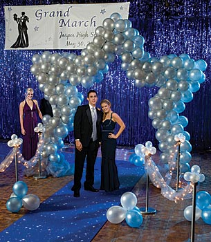 Grand March Prom Ideas amp Event Ideas Decorations