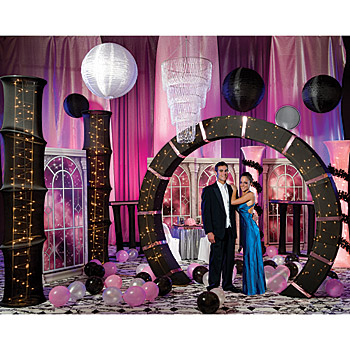 Time Theme Event Prom Ideas amp Ideas Decorations