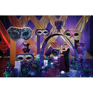 Masquerade Theme Prom