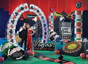 casino nights kit