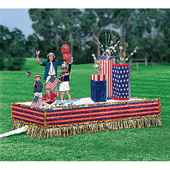 Seven Super Fourth Of July Parade Float Ideas Prom Ideas